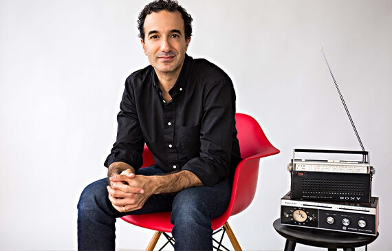 More Info for 2021 Charlotte Podcast Festival: Jad Abumrad
